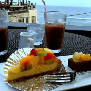 フルーツタルト(AMALFI CAFFE (アマルフィイ カフェ))