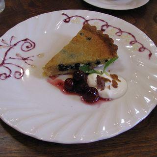 自家製ケーキ(ブーランジュエリー・カフェ ムギ)