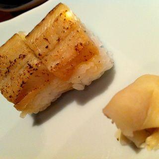白焼穴子のお寿司(京都 瓢喜 赤坂店 (きょうと ひょうき))