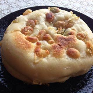 酒種bread   打ち豆の平パン(ameen's oven (アミーンズ オーブン))
