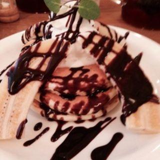 チョコバナナパンケーキ(MOGMOG (モグモグ))