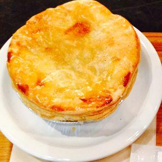 クリームチーズ&チェリーパイ(ザ デック コーヒー&パイ (THE DECK COFFEE&PIE))