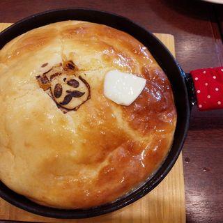 窯出しパンケーキ(ひげぱんだ )