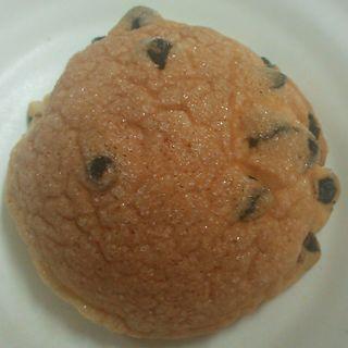 チョコメロンパン(パン・ナガタ アクロス店)