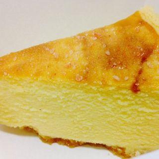 Salted Caramel Cheesecake(Cake Envy )