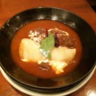 牛ホホ肉のトマトシチュー(ままや 旬菜 )