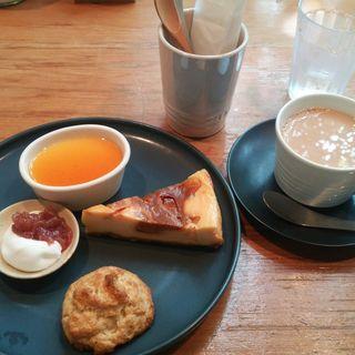 デザートプレート(cafe cozy(風びより))