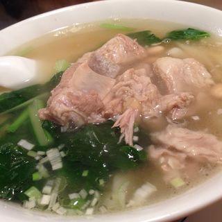 スペアリブ麺(青山麺飯坊 )