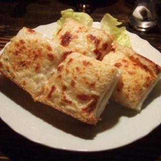 オリジナルトースト(トロワ・シャンブル (CAFE TROIS CHAMBRES))