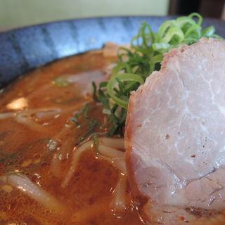特製赤味噌ラーメン(伝丸 環七平和島店 )