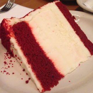 Red Velvet Cheesecake(JUNIOR'S RESTAURANT)