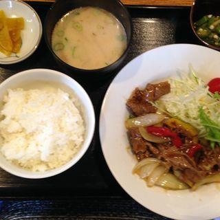 日替りランチA(焼肉)(亀吉 (カメキチ))