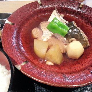 ぶり煮付け定食(恵比寿 いなきあ )