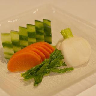 Oshinko(Shinbashi Japanese restaurant)