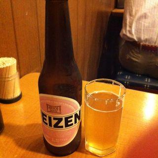 箕面ビール(会津屋 梅田店 (あいづや))