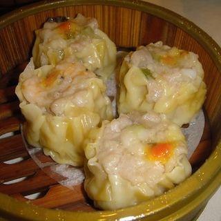 Ebi shumai(Jing Fong Restaurant)