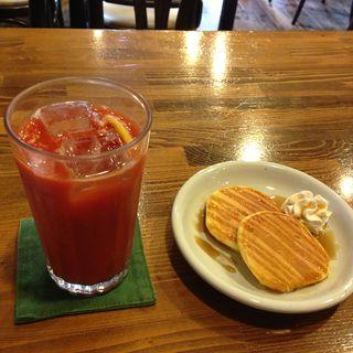 トマトジュース(茶蔵)