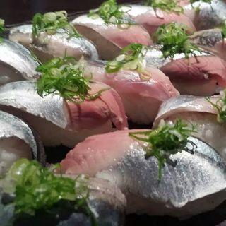 秋刀魚握り(治兵衛 )