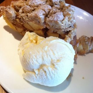 Apple Crumble Tart(Plan B)