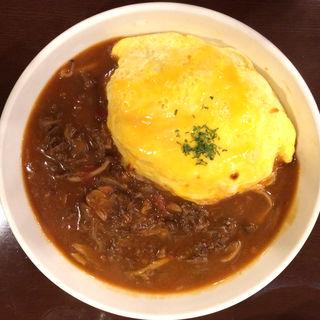 赤味噌オムハヤシ(前田珈琲 明倫店 (マエダコーヒー))