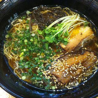 醤油ラーメン(オロチョンラーメン 闘龍)