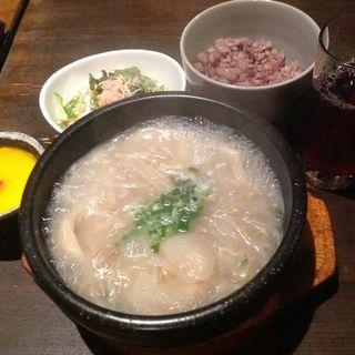 韓国餃子鍋セット(みや御苑 (ミヤギョエン))