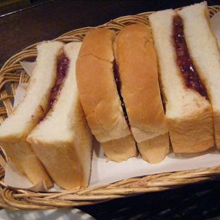 小倉トースト(ボンドコーヒー)