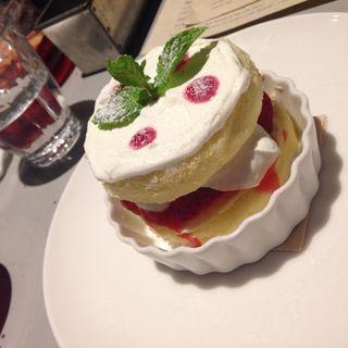 ココットショートケーキ(シェアードテラス 外苑いちょう並木店)