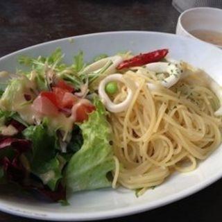 ペペロンチーノ(アナログ カフェ ラウンジ トーキョー (ANALOG CAFE/LOUNGETOKYO))