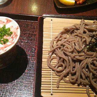 十割蕎麦 ざる(そば処 弥五郎)