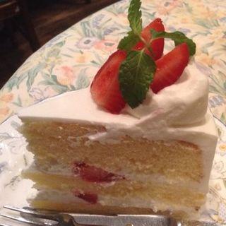 いちごのショートケーキ(ティーハウス サラ (Tea House SARAH))