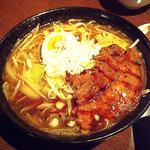 野菜ラーメン 旭川醤油