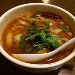 麻辣刀削麺(ランチメニュー)(餃子の郷 神田店 )