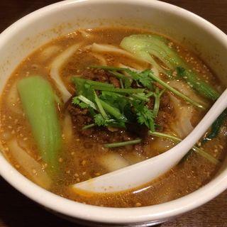 担々刀削麺(ランチメニュー)(餃子の郷 神田店 )