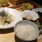 真鱈の唐揚げ 昆布茶あん(ランチ/本日の魚料理)