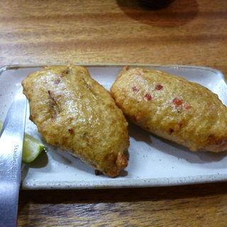 紅ショウガ(八尾蒲鉾 (ヤオカマボコ))