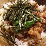 焼き鳥丼(くしたろう (KUSHITARO))
