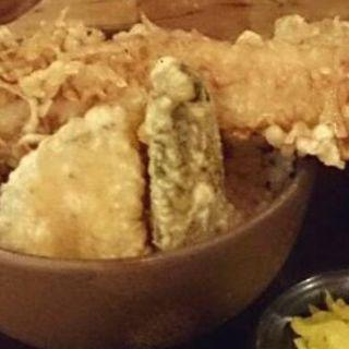 穴子天丼(花いち )