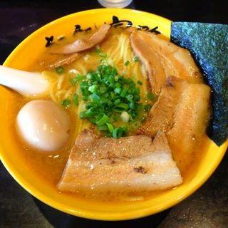 特製らー麺(金)(麺処寅路)