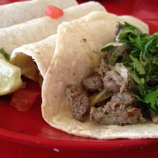 fish tacos(Tortilleria Nixtamal)