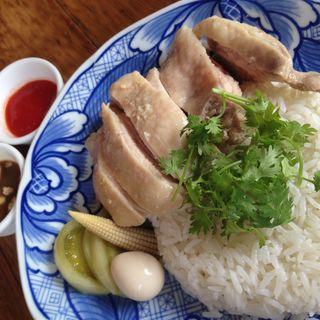 鶏飯(アーヴィング プレイス (irving place))