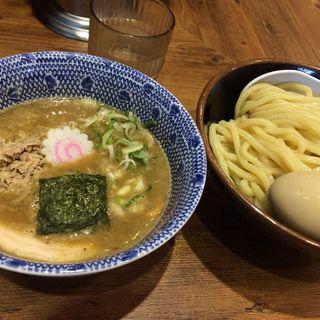 豚玉つけ麺(六厘舎 )