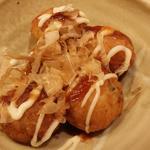 たこ焼き風餃子(ソースマヨ味)