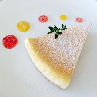 サンの森チーズケーキ(cafe サンの森)