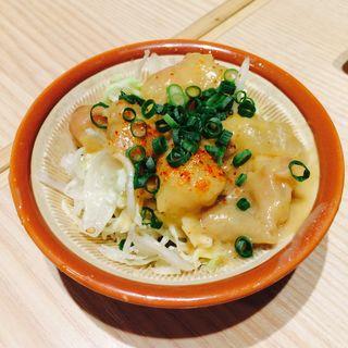 ホルモン味噌(小倉鉄なべ エキナカ店)
