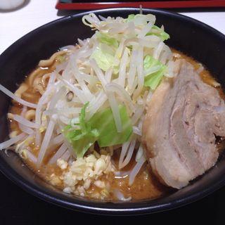 味噌ラーメン(ジャンクガレッジ イオン甲府昭和店)