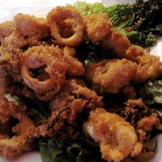 Calamari (Uncle Bo's Pupu Bar & Grill )