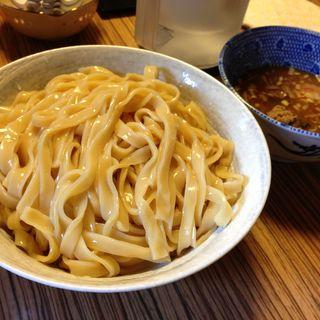つけ麺(平打ち麺)(つけ麺 天海 )