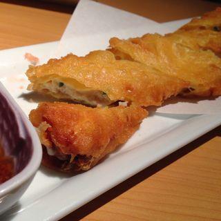 鶏つくねの湯葉チーズ揚げ(夢や京町しずく 新宿東口駅前店 )