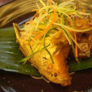 金目鯛の煮付け(亀ずし )